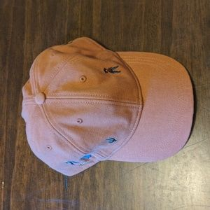 NWOT madewell embroidered canvas hat